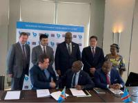 British firm ,Bboxx, signs memorandum of understanding with the DRC government to bring power to 10m people by 2024.