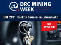 DRC Mining Week June 2021: Returning in safety and in numbers