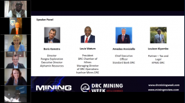 "DRC mining in post-COVID: ""Survival of the fittest"""