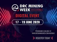 DRC Mining Week launches free digital conference and webinar series from May to September